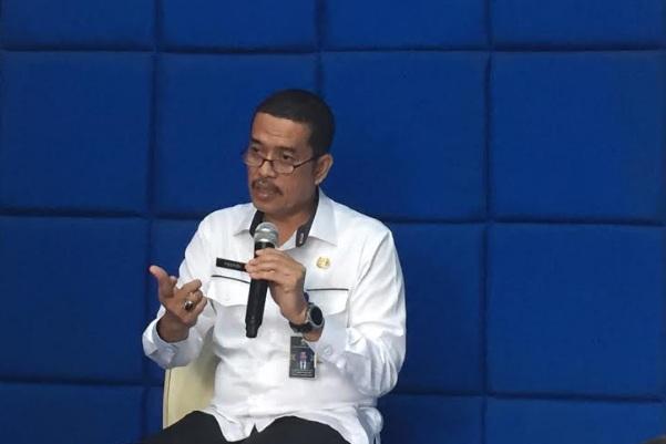 Kepala Bagian Layanan dan Pengadaan Rosyidi Santono - Bisnis/Dea Andriyawan