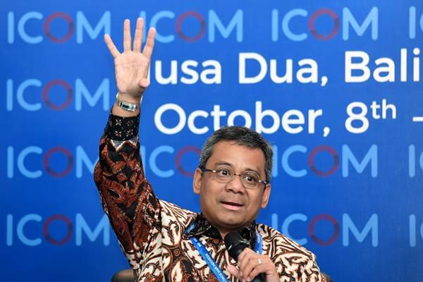 Kepala Badan Kebijakan Fiskal Suahasil Nazara - Antara/Zabur Karuru