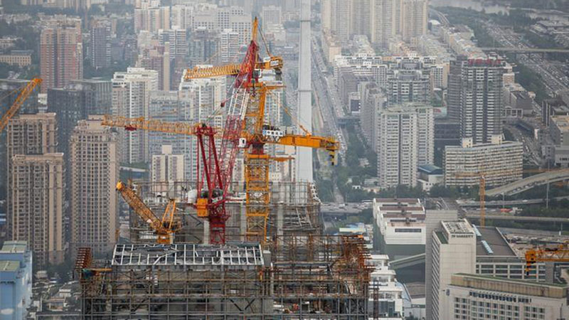 Wajah Beijing, ibu kota China. Bank Indonesia menyatakan perlambatan ekonomi di China perlu diwaspadai terkait dengan kinerja ekspor. - Reuters/Thomas Peter