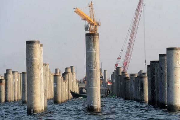 Proyek pelabuhan - Istimewa