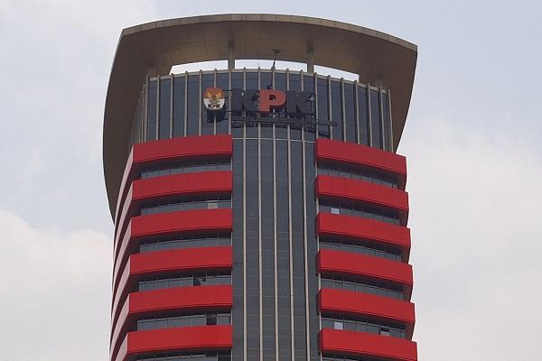 Gedung Komisi Pemberantasan Korupsi Republik Indonesia di Jakarta. -Bisnis.com - Samdysara Saragih