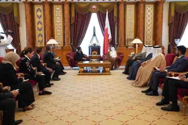 Kunjungan Menteri Luar Negeri Indonesia Retno Marsudi ke Manama, Bahrain, Selasa (3/9/2019) - Kementerian Luar Negeri RI