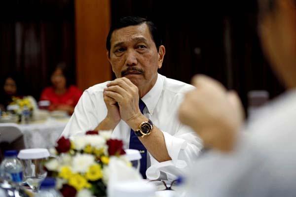 Luhut B. Pandjaitan - Reuters