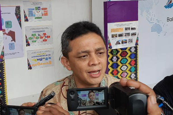 Luky Alfirman, Direktur Jenderal Pengelolaan Pembiayaan dan Risiko Kementerian Keuangan.  - Bisnis/Ema Sukarelawanto