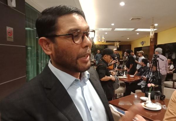Foto: Anggota Komisi III DPR RI Nasir Djamil saat memberikan keterangan terkait kerusuhan di Papua dan Papua Barat. Bisnis - Rayful Mudassir