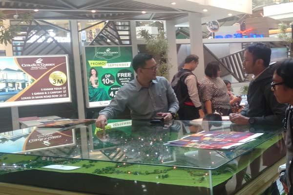 Property Expo Semarang ke enam di Paragon Mall Semarang - Alif