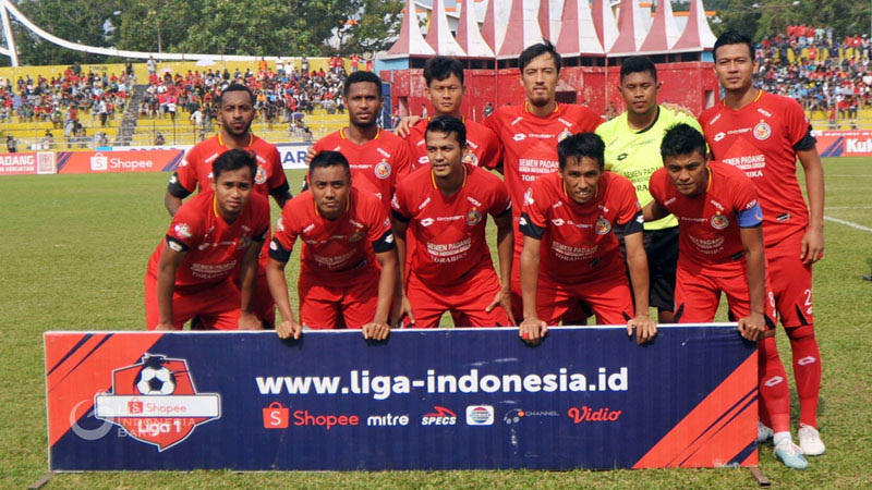 Semen Padang FC - Liga-Indonesia.id