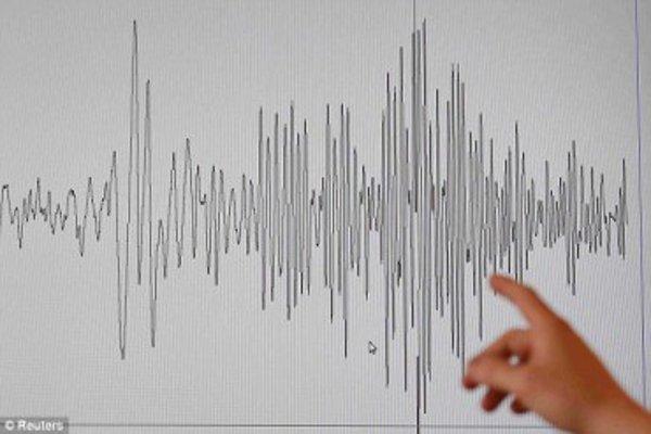 Ilustrasi gempa (Reuters)