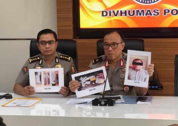 Kepala Biro Penerangan Masyarakat Mabes Polri Brigjen Pol Dedi Prasetyo - Bisnis.com/Ayub