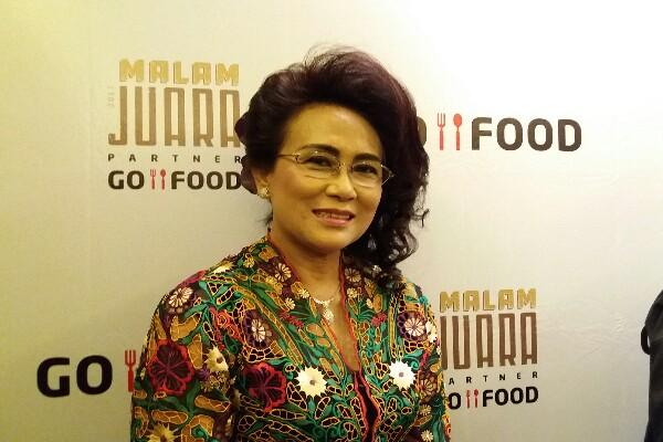 Bu Nanik pengusaha pisang goreng madu - Nur Faizah Al Bahriyatul Baqiroh