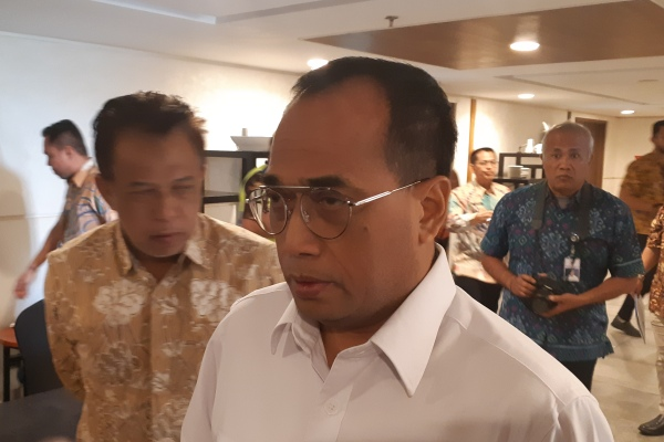 Budi Karya Sumadi - Bisnis/Rinaldi M Azka