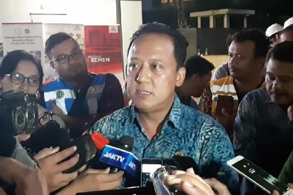 Kepala Dinas Bina Marga DKI Jakarta Hari Nugroho - Bisnis/Aziz R