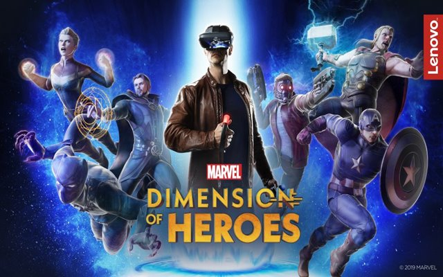 Dimension of Heroes - Lenovo