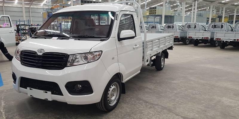 Mobil Esemka di pabriknya, PT Solo Manufaktur Kreasi di Boyolali Jawa Tengah/Bisnis - Chamdan Purwoko