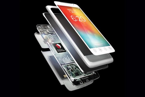 Chipset Snapdragon 410 terintegrasi konektivitas selular 3G dan 4G LTE.  - Qualcomm Technologies