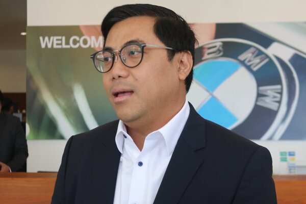 Vice President of Sales, BMW Indonesia Bayu Riyanto. - Bisnis