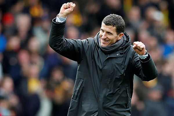 Javi Gracia - Reuters