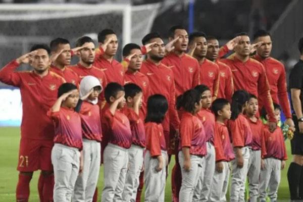 Timnas Indonesia - Antara/Hafidz Mubarak