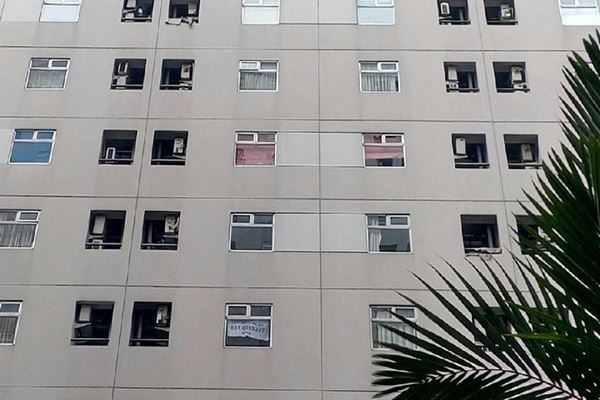 Ilustrasi: Apartemen Kalibata City - Istimewa