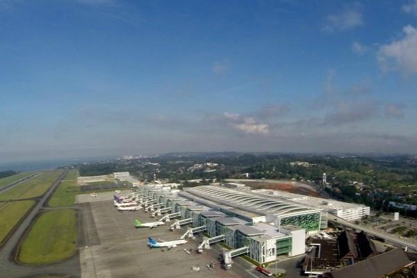 Bandara Sultan Aji Muhammad Sepinggan, Balikpapan, Kaltim. - Antara