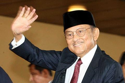 Presiden RI ke-3 BJ Habibie - JIBI/Dedi Gunawan