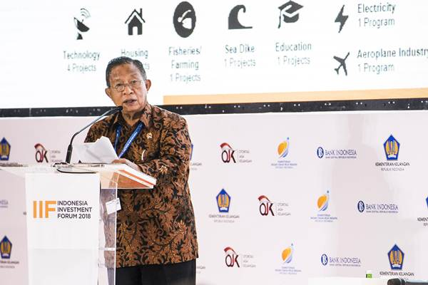 Menteri Koordinator Perekonomian Darmin Nasution. - Antara/M Agung Rajasa