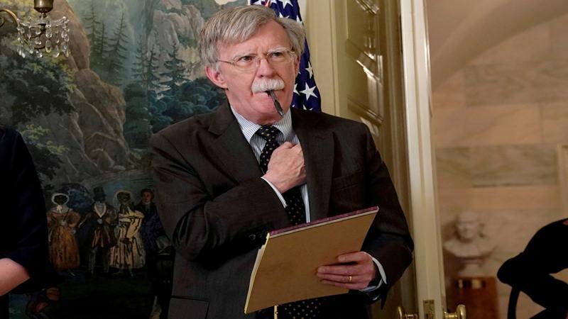 Penasihat Keamanan Nasional Amerika Serikat John Bolton. - Reuters