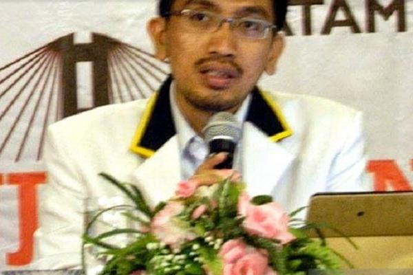 Mantan Ketua DPW PKS Kepri Abdul Rahman. - Dok. PKS
