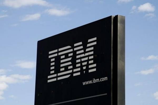 Logo IBM - Reuters