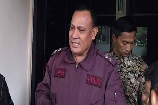 Inspektur Jenderal Firli  - Istimewa