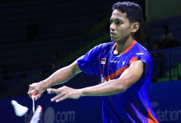 Tunggal putra, Chico Aura Dwi Wardoyo - Badminton Indonesia