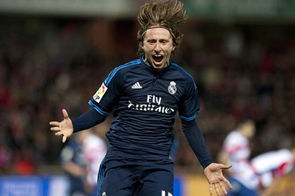 Luka Modric - The Guardian