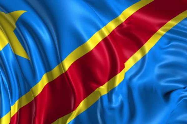 Bendera Republik Demokratik Kongo - Istimewa