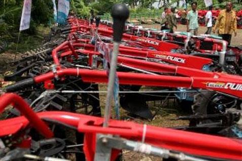 Produk mesin pertanian - Antara