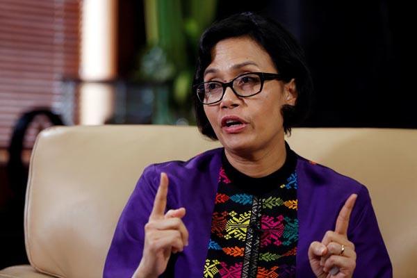 Sri Mulyani Indrawati - Reuters/Beawiharta