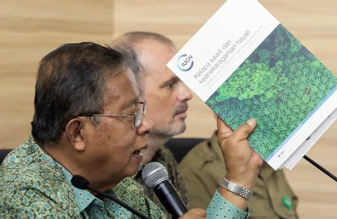 Menteri Koordinator Bidang Perekonomian Darmin Nasution. - Bisnis/Felix Jody Kinarwan