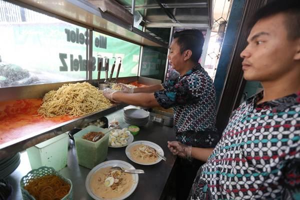 Mie Celor Haji Syafei : Favorit di Palembang - Bisnis/Nurul Hidayat