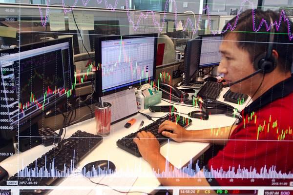 Pasar Bergejolak, Ini Strategi Sekuritas Pertahankan Laba