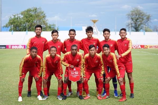 Timnas Indonesia U-16 - PSSI.org