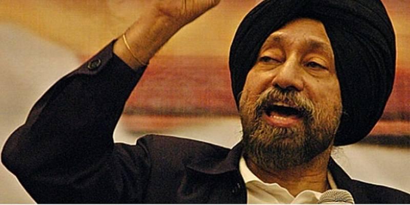 Harbrinderjit Singh Dillon atau HS Dillon - www.itb.ac.id