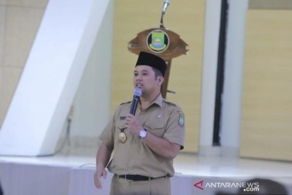 Wali Kota TangerangArief R. Wismansyah - Antara