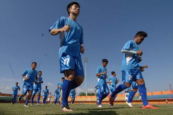 Semen Padang FC - Antara/Saiful Bahri