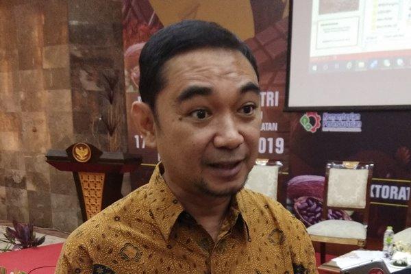 Ketua umum Asosiasi Kakao Indonesia (Askindo) Arie Nauvel Iskandar. - Bisnis/Oktaviano D.B. Hana