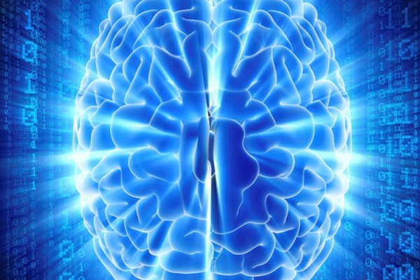 Ilustrasi kecerdasan buatan atau artificial intelligence AI