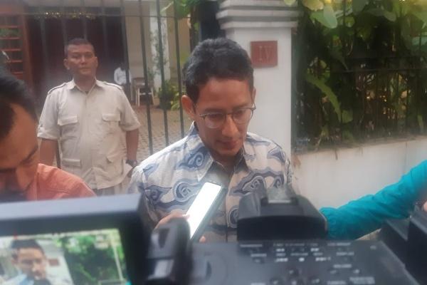 Sandiaga Uno - Bisnis/Jaffry Prabu