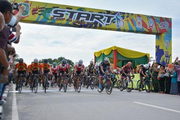 Tour de Siak - Istimewa