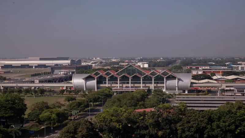 Bandara Soekarno-Hatta termasuk dalam daftar bandara tersibuk di dunia. - Istimewa