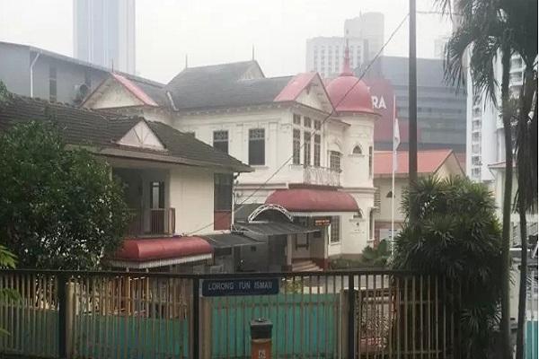 Suasana Sekolah Indonesia Kuala Lumpur, Kamis (19/9/2019). - Antara