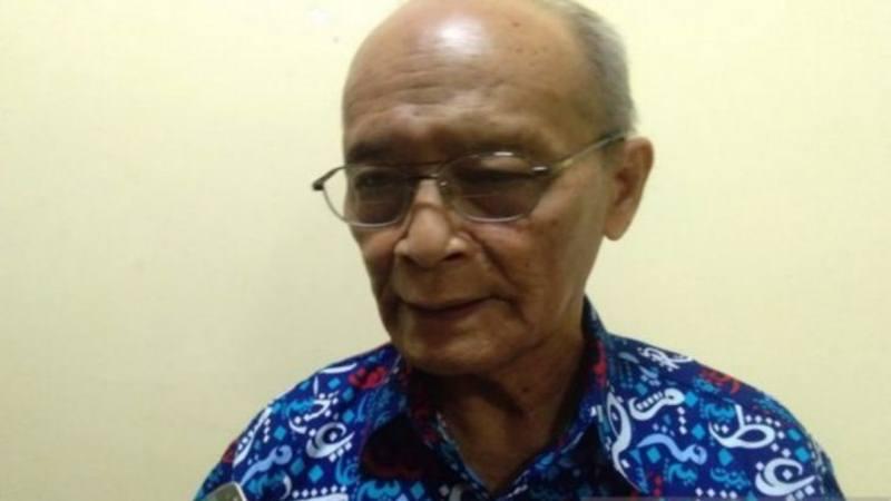 Mantan Ketum PP Muhammadiyah Buya Syafii Maarif - Antara