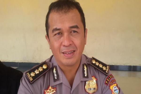 Kabid Humas Polda Jatim Kombes Pol Frans Barung Mangera - Istimewa